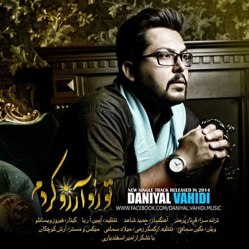 Daniyal Vahidi – Toro Arezoo Kardam