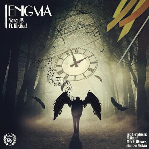 آهنگ جدید یارا اچ.اس و ام.راد به نام إنیگما