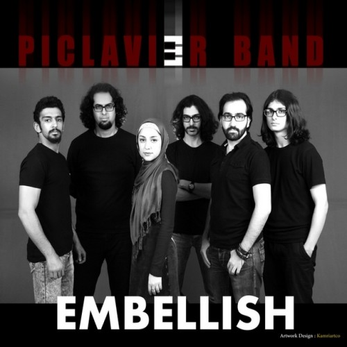 دانلود آهنگ جدید گروه راک ایرانی پیکلاویه به نام Embellish