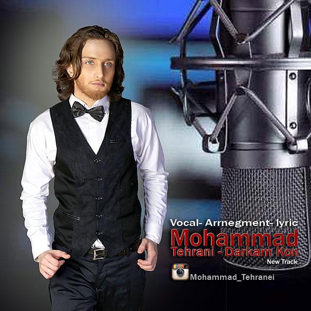 دانلود آهنگ جدید محمد تهرانی به نام درکم کن