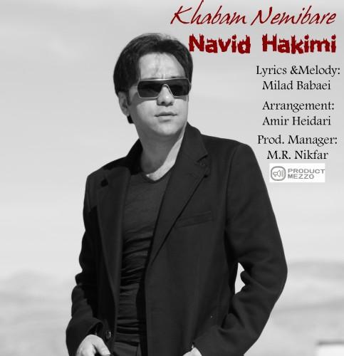 Navid Hakimi – Khabam Nemibare