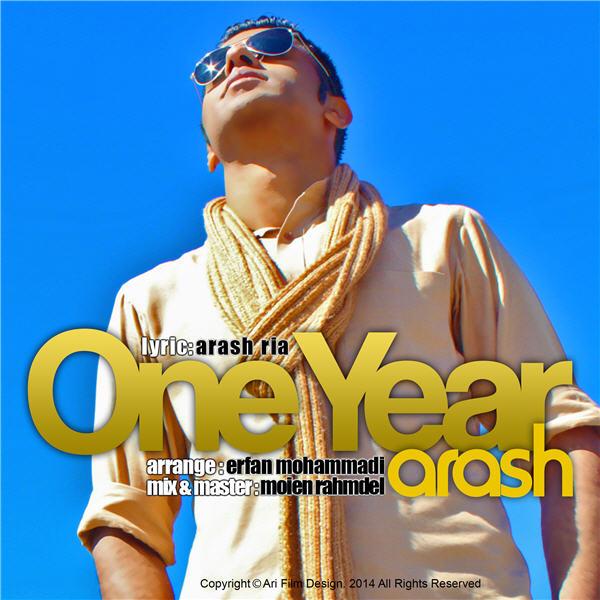 Arash Ria – Yek Sal