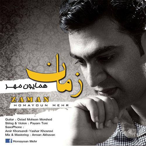 Homayoun Mehr – Zaman