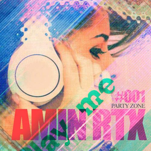 DJ Amin RTX – Party Zone #001