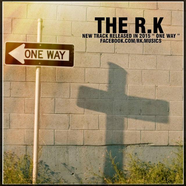 دانلود آهنگ جدید The R.K به نام One Way