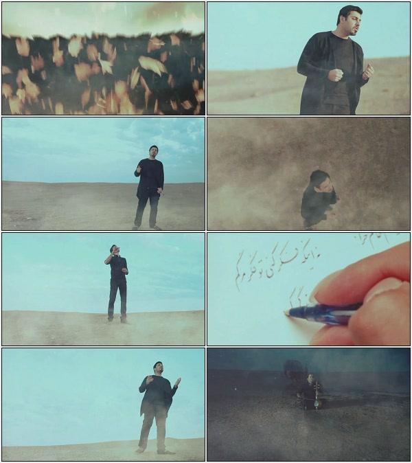 دانلود موزیک ویدیو جدید احسان خواجه امیری به نام تنهایی
