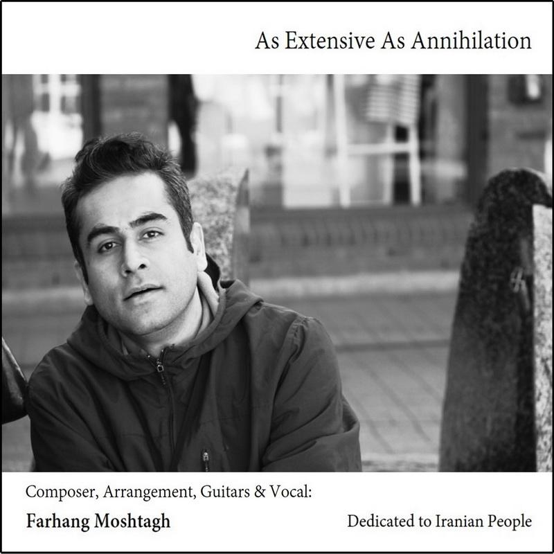 آهنگ جدید فرهنگ مشتاق به نام As Extensive As Annihilation