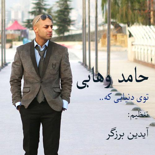 دانلود آهنگ جدید حامد وهابی به نام تو این دنیا