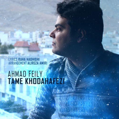 دانلود آهنگ جدید احمد فیلی به نام طعم خداحافظی