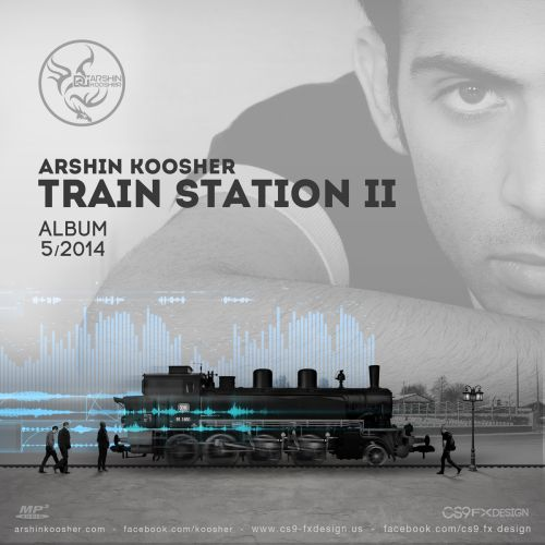 Arshin Koosher – Train Station 2