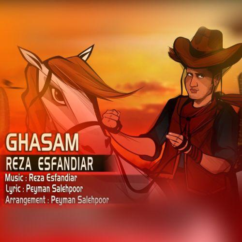 Reza Esfandiar – Ghasam