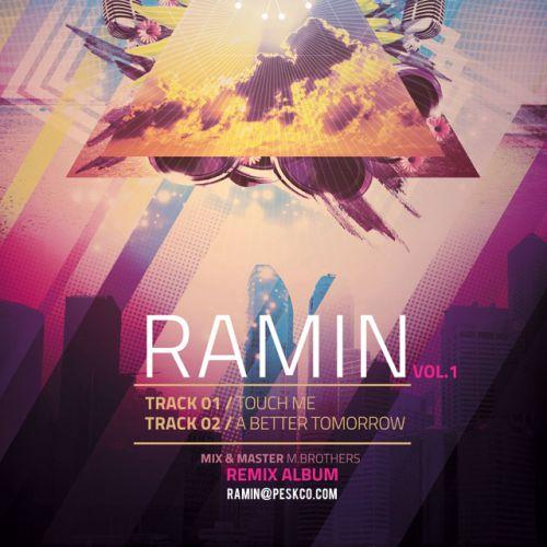 Ramin Arab – New Music