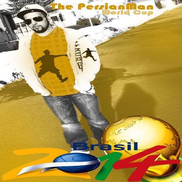 The PersianMan – World Cup 2014
