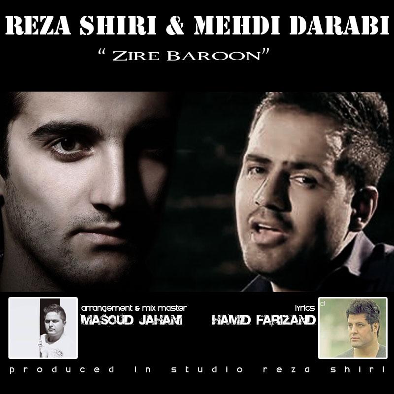 Reza Shiri & Mehdi Darabi – Zire Baroon