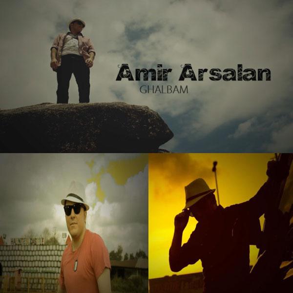 Amir Arsalan – Ghalbam
