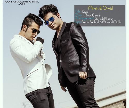 Amin & Omid – Roya