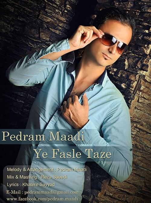 Pedram Maadi – Ye Fasle Taze