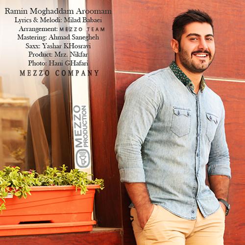 Ramin Moghaddam – Aroomam