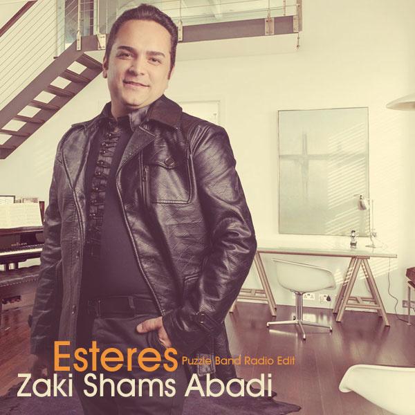 Zaki Shams Abadi – Esteres [ Puzzle Band Radio Edit ]