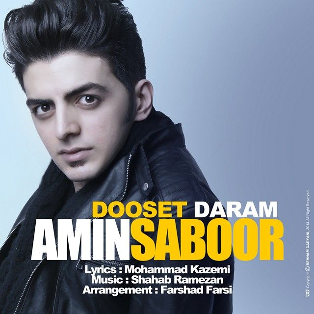 Amin Saboor – Dooset Daram