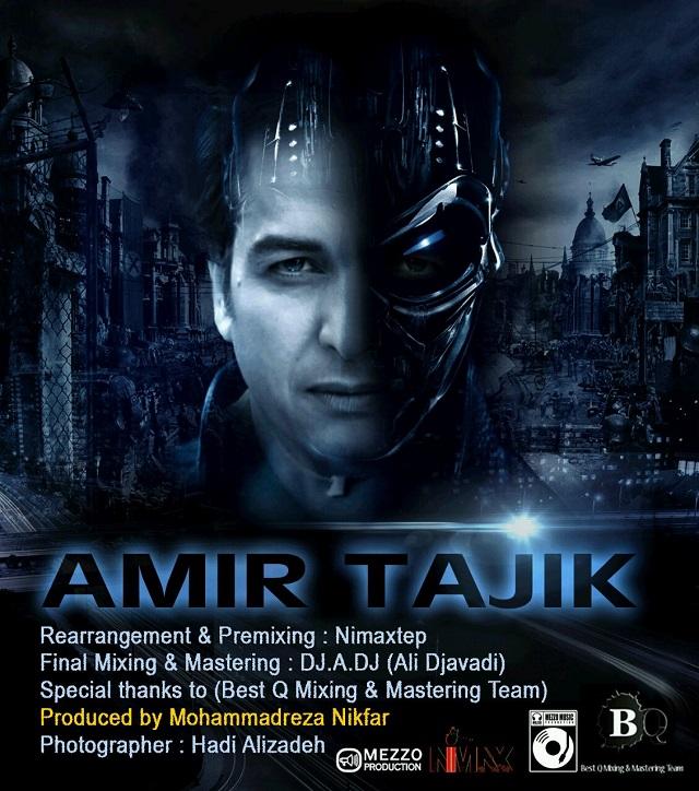 Amir Tajik – Zendegi (Nimaxtep Brostep Remix)