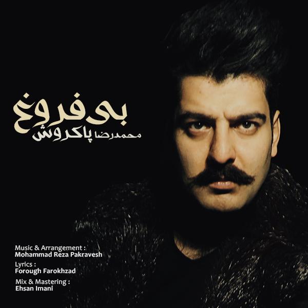 دانلود آهنگ جدید محمد رضا پاکروش به نام بی فروغ