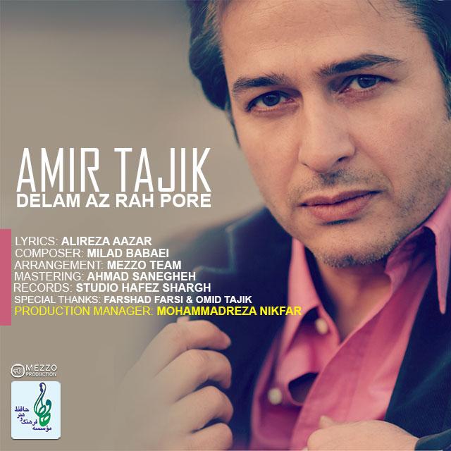 Amir Tajik – Delam Az Rah Pore