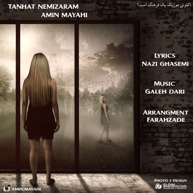 Amin Mayahi – Tanhat Nemizaram