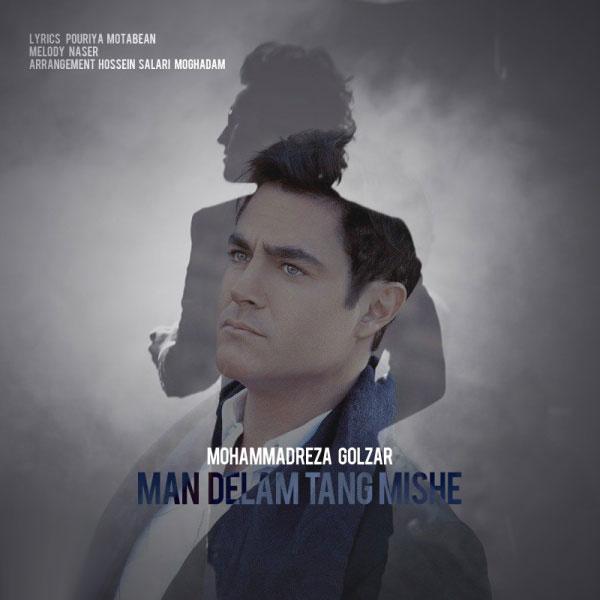 آهنگ جدید من دلم تنگ میشه از محمد رضا گلزار