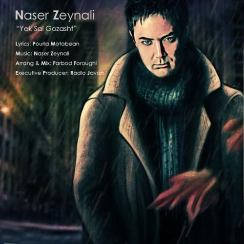 آهنگ جدید ناصر زینعلی به نام یک سال گذشت