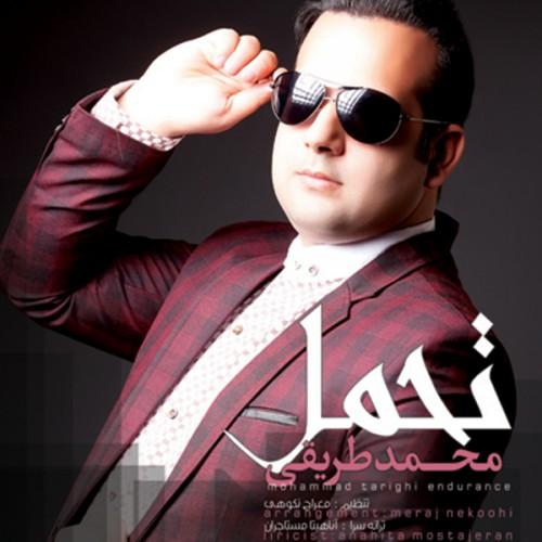 دانلود آهنگ جدید محمد طریقی به نام تحمل