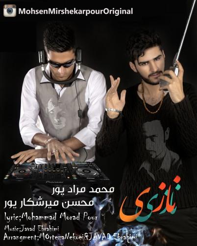 دانلود آهنگ جدید محمد مرادپور و محسن میرشکارپور به نام نام نازی