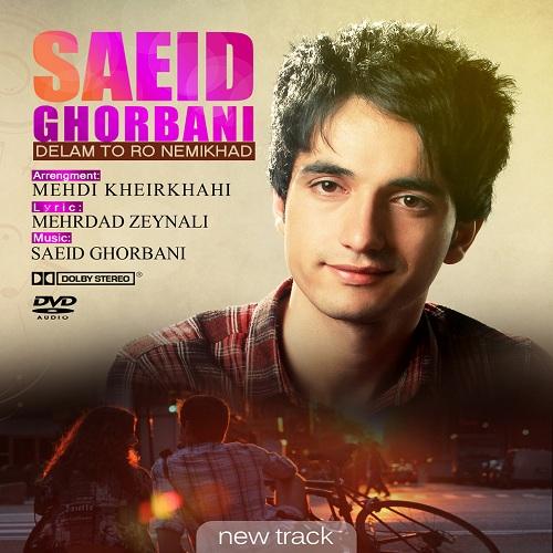Saeid Ghorbani – Delam Toro Nemikhad