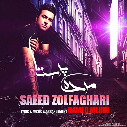 Saeed Zolfaghari – Morde Parasta