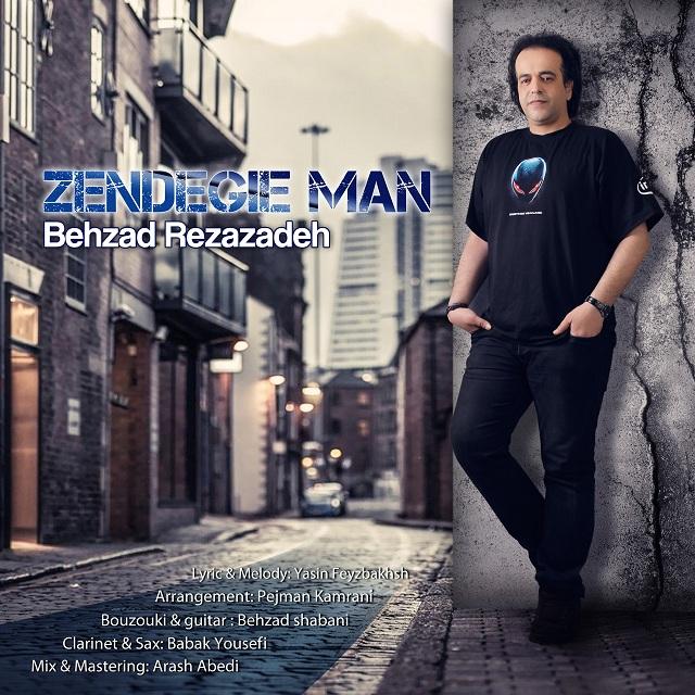 Behzad Rezazadeh – Zendegie Man