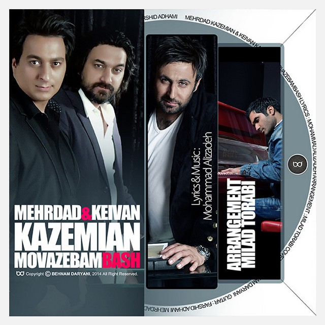 Keivan & Mehrdad Kazemian – Movazebam Baash