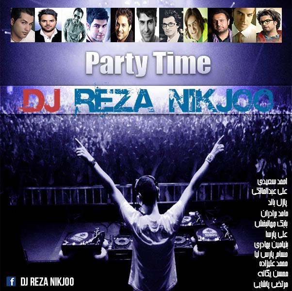 Dj Reza Nikjoo – Party Time