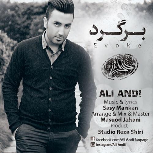 Ali Andi – Bargard