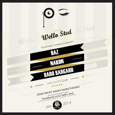 Wello Sted – Baz Nakon Daro Bargard