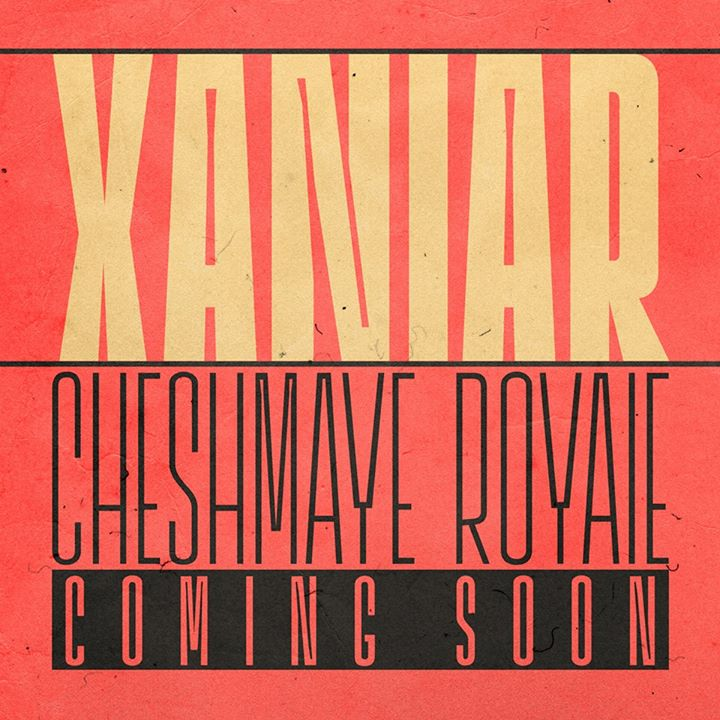 Xaniar – Cheshmaye Royaie – Coming Soon