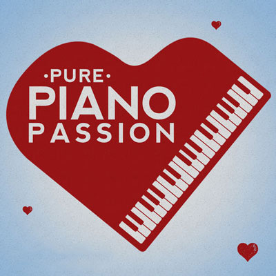 مجموعه بی کلام شور احساسات پیانو