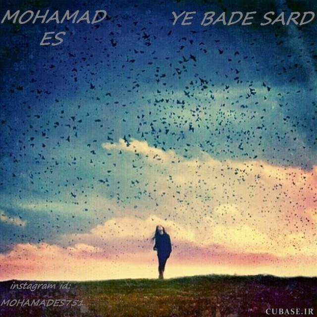 دانلود آهنگ جدید محمد ای اس به نام یه باد سرد