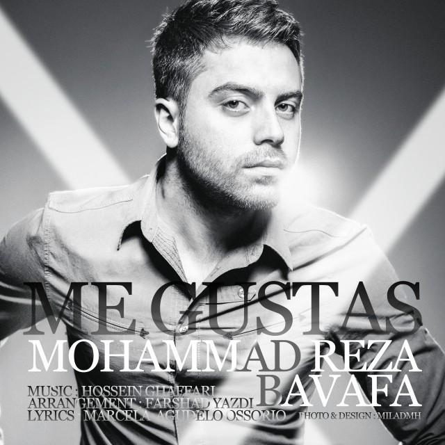 دانلود آهنگ جدید محمد رضا باوفا به نام Me Gustas