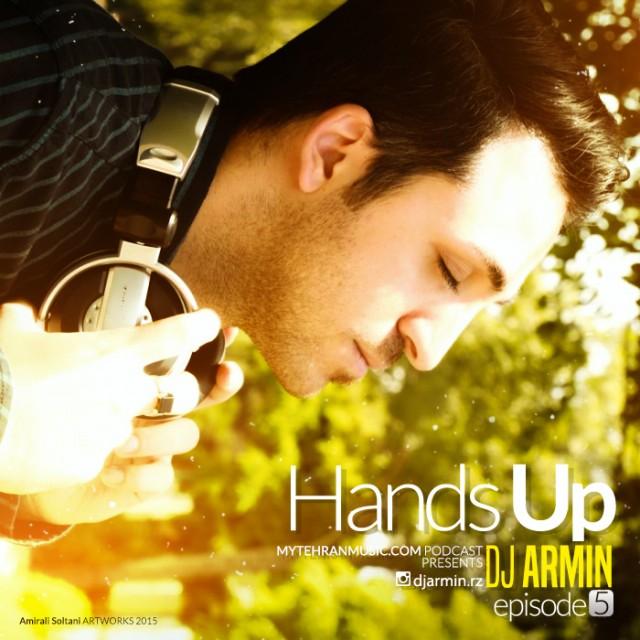 دانلود میکس جدید Dj Armin به نام Handsup #E05