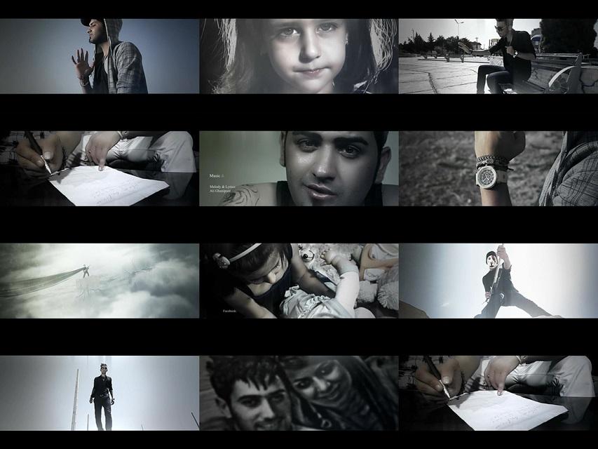 دانلود موزیک ویدیو جدید عليسام غني پور و رضا حسن زاده به نام Hope