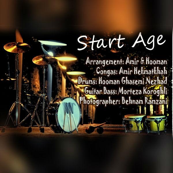 دانلود آهنگ جدید امیر حکمت خواه به نام Start Age