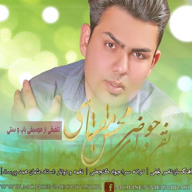 دانلود آهنگ جدید محسن مقیاسی به نام حوض نقره ای