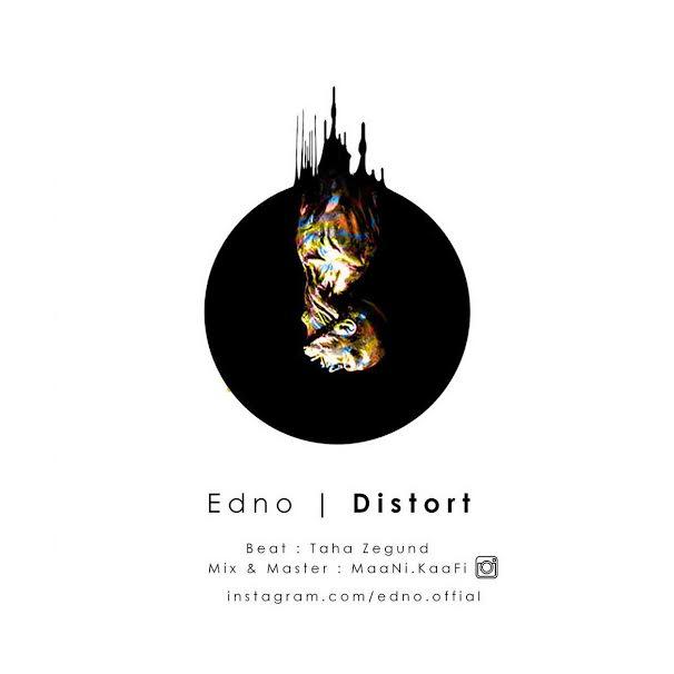 دانلود آهنگ جدید Edno به نام Distort
