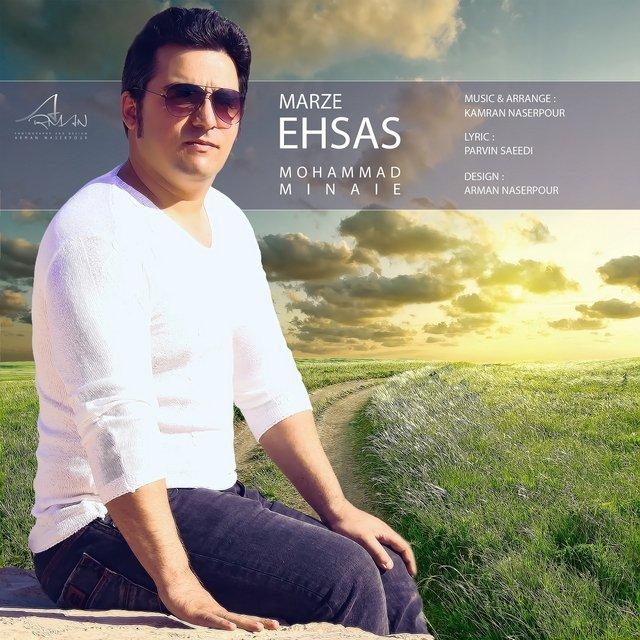 دانلود آهنگ جدید محمد مینایی به نام مرز احساس