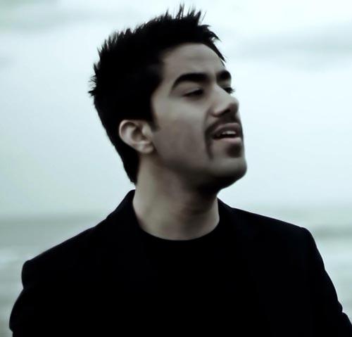 دانلود موزیک ویدیو جدید امیر مسعود به نام چشمای بسته